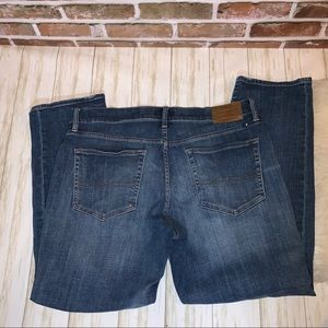 Lucky Brand Jeans - Lucky brand 121 distressed heritage slim jeans 36